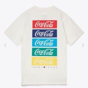Tommy Hilfiger x Coca Cola Tee White Vintage